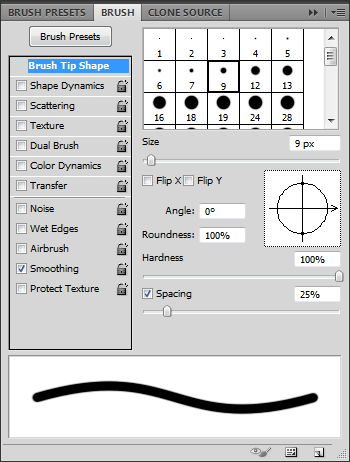 Engineering Blotty Brushes in Photoshop: Building the Presets
